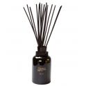 Rubino Diffusore Stick 2.5 Litri - Vaso Nero Lucido