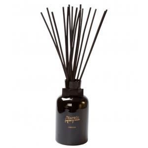 Rubino Diffusore Stick 1Litro - Vaso Nero Lucido