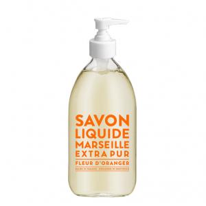 Liquid Marseille soap 500ml Orange Blossom