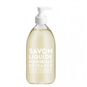 Liquid Marseille soap 500ml Cotton Flower