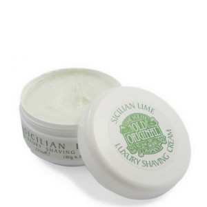 Sicilian Lime Shaving cream