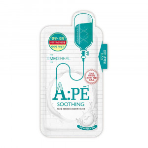 A:PE Soothing Proatin Mask