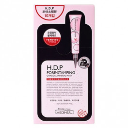 H.D.P. Pore-Stamping Black Mask EX.