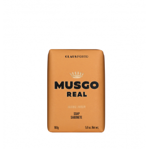 Musgo Real Sapone Orange Amber 160gr.