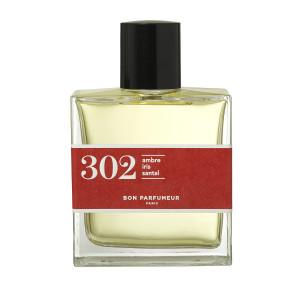 302 ambra, iris, sandalo (EDP 30)