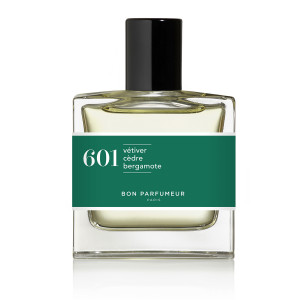 601 vetiver, cedro, bergamotto (EDP 30)