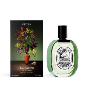 Eau Moheli (EDT 100) - IMPOSSIBLE BOUQUET