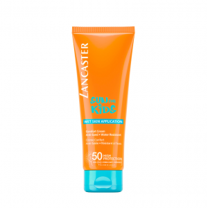 SUN KIDS WET SKIN APPLICATION Comfort Cream SPF 50 125ml
