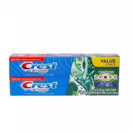 Crest Extra White Plus Scope Long Lasting Mint (DUO)