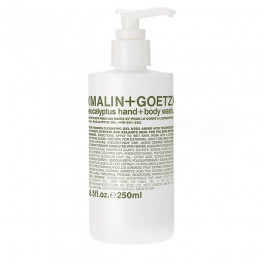 (MALIN+GOETZ) Eucalyptus hand + body wash 250ml