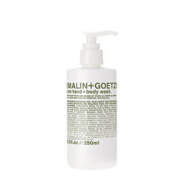 (Malin + Goetz) Rum Hand + Body Wash 250ml