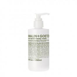(Malin + Goetz) Rum Hand + Body Wash 250ml
