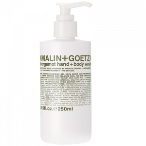 (MALIN + GOETZ) Bergamot Hand & body Wash 250ml