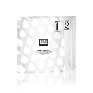 White Marble Bright Face Mask x4 x 70ml +17gr