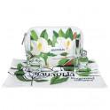 Magnolia Trousse (Edt, sapone, gel doccia, tovagliolo)