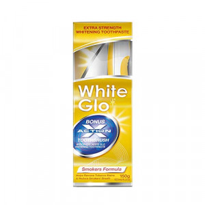 White Glo Smokers Formula