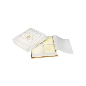 GOLD WOMAN SOAP GUEST 4X50gr.