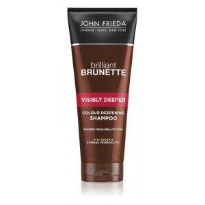 VISIBLY DEEPER Shampoo Colore Profondo per capelli castani 250ml