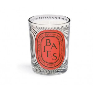 Dancing Oval Baies Candle 190gr.