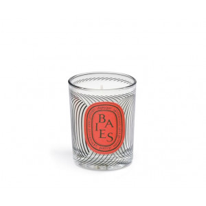 Dancing Oval Baies Candle 70gr.