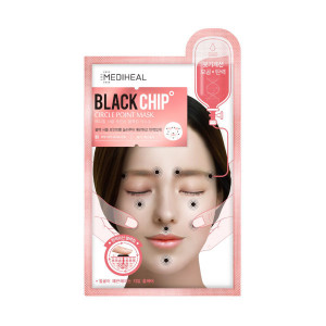 Black Chip Circle Point Mask 25ml