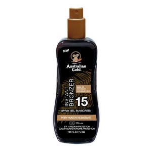 SPF 15 Spray Gel Bronzer