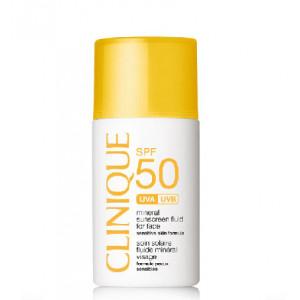 SPF 50 Mineral Sunscreen Lozione Viso 30ml