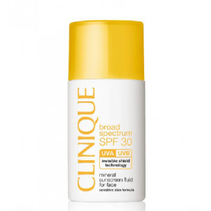 SPF 30 Mineral Sunscreen Lotion For Face 30ml