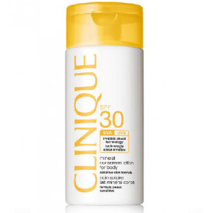 SPF 30 Mineral Sunscreen Lotion For Body 125ml