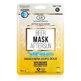 Beer Mask after sun