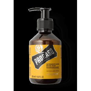 Detergente Barba - Beard Wash Wood and Spice 200ml