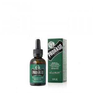 Olio Protettivo per Barba Rinfrescante 30ml