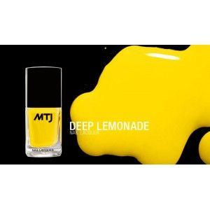 Nail Lacquer - Deep Lemonade