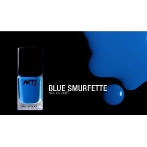 Nail Lacquer - Blue Smurfette