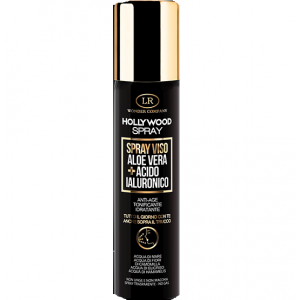 Wonder Hollywood Spray - Spray Viso con Aloe Vera e Acido Ialuronico