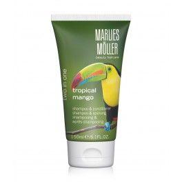 Tropical Mango Shampoo & Conditioner