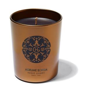 Agrume Borgia - bougie 190gr