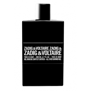 Zadig & Voltaire - this is Him! Gel doccia
