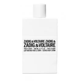 Zadig & Voltaire - this is Her! Body Milk