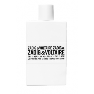 Zadig & Voltaire - this is Her! Body Milk