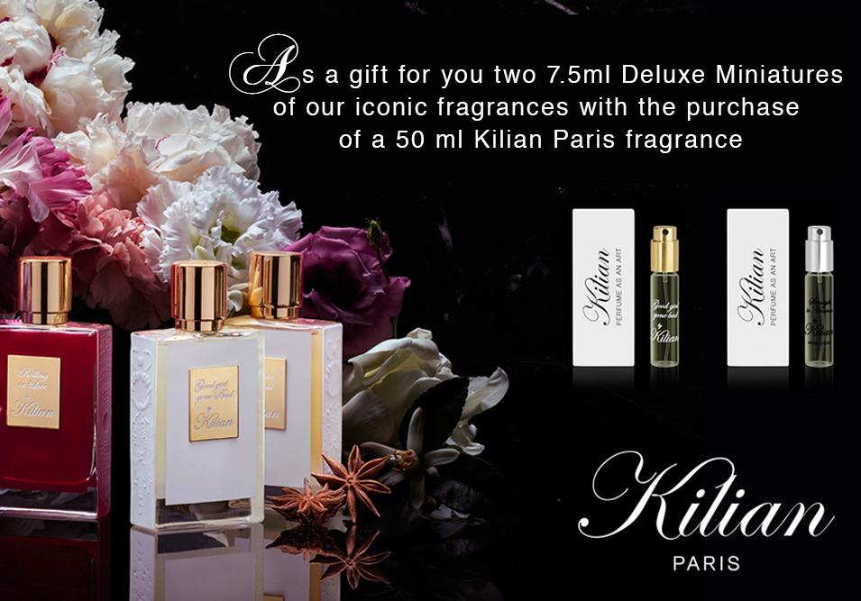 Kilian Paris luxury vittoria profumi perfume