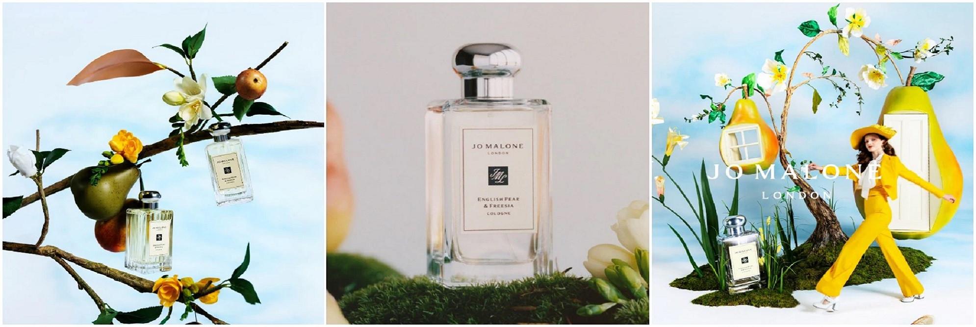 english pear & fresia jo malone limited edition